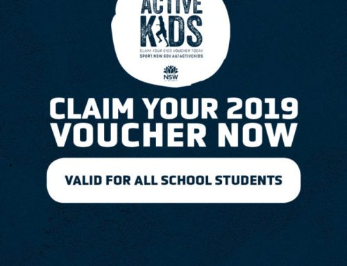 Haven't used your 2019 Active Kids voucher yet? We have opened 2020 registratio…