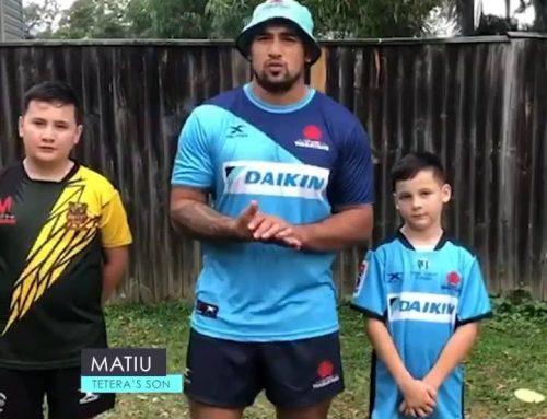 #IsolatedTraining | Scrum shape with Tetera, Karepe and Matiu Faulkner! Watch th…