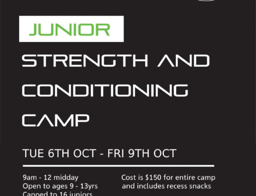 360 Strength + Performance Juniors Camp  LEARN TO MOVE BETTER, GET STRONGER AND …