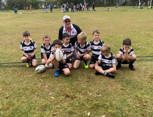 Great season by our U7 Reds, the kids are looking forward to tackling next seaso…