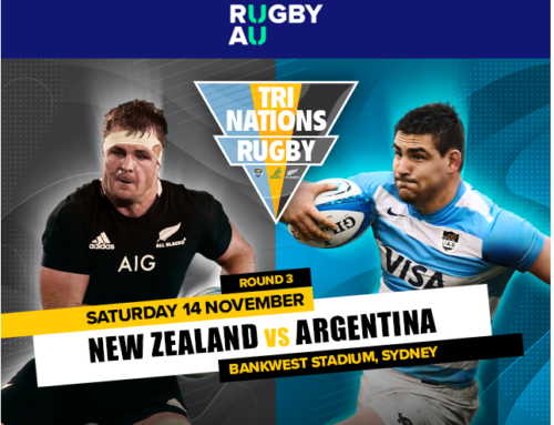 $20 tickets available for NZ vs Argentina this weekend, $60 for family tickets …
