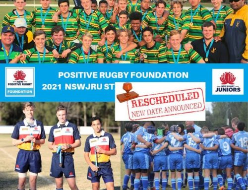 NEW DATE – 2021 Positive Rugby Foundatio…